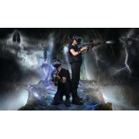 Buy cheap Safety Motion Capture Virtual Reality Software Laser Positioning For Entertainment from wholesalers