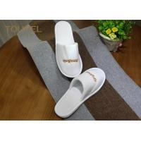 China Comfortable and Non Slip Slippers Perfect For Home , Hotel or Commercial Use on sale