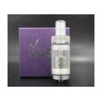Quality 4 Wick Channels Orchid V6 RBA Clone Orchid V6 Bottom Screw Refill Hole wholesale