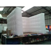 China inflatable cube wall office on sale