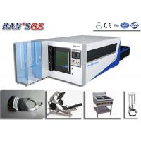 Quality CNC Sheet Metal Laser Cutting Machine Used In Sports Equipment , Auto Spare Parts wholesale