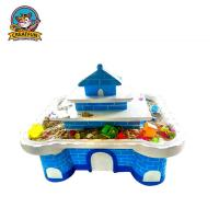 Quality Play House Type Kids Playground Equipment Arts And Crafts Table For Toddlers wholesale
