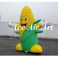 Quality new designed food product inflatable corn replica for advertising wholesale