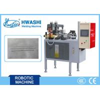 China Iron Wire Rod Butt Welding Machine , Steel Wire Ring butt welding equipment on sale