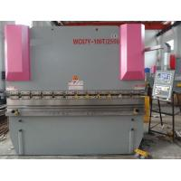 Quality Precision Steel  Hydraulic Shearing Machine Easy Operation Pipe Bending Machines wholesale