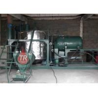 Quality Water Cooling Used Oil Processing Equipment , Easy Operation Oil Regeneration Machine wholesale