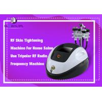 Quality Portable Multifuction 5 In 1 RF Cavitation Slimming Machine 1 - 10J RF Intensity wholesale
