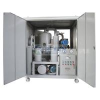 Quality Fully Enclosed Type Vacuum Processing Dielectric Oil Purification Machine Dewater and Degas from Oil wholesale