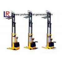 Buy cheap Multi Direction 1.2 Ton Mini Electric Hydraulic Pallet Forklift Easy Carry Machine product