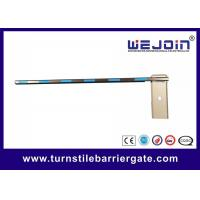 Buy cheap Intelligent Parking Barrier Gate Remote RFID Parking Lot Gate Control Systems from wholesalers