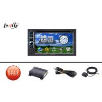 China Resolution 800X480 Android TFT Touch Screen car gps navigation box with WIFI on sale