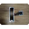 Buy cheap Industry Orbital Aluminium Channel Profiles PVDF Coating Length 1000mm from wholesalers