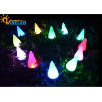 Buy cheap Colorful Small Solar LED Garden Lights Easy Install ForHanging / Insert / Ground from wholesalers