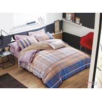 Quality Pigment Print Home Cotton Bedding Comforter Sets Twin Size / Full Size wholesale