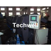 Quality High-tech Hydraulic CNC Slitter and Folder Machine For 0.3 - 1.5mm Thickness wholesale