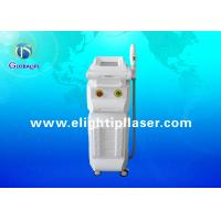 China Pigmentation IPL Radio Frequency Hair Removal Machine Permanent 640nm / 690nm on sale