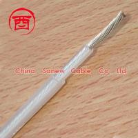 China UL1164 High Temperature PTFE Insulated Wire on sale