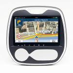 Quality Bluetooth Renault Car Radio Navigation System Headunits Captur Comfortable wholesale