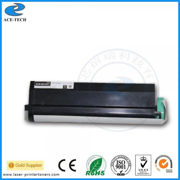 Cheap MB400 Black Laser Printer OKI B410 Toner Cartridge / OKI B430 Toner Cartridge for sale