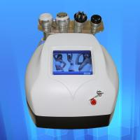 China Home use beauty equipment 5 in1 Cavitation machine &RF slimming machine(touch screen) on sale