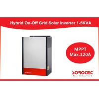 Quality 1 kva 1000w solar on grid inverter , efficiency solar panel inverter for Personal Computer wholesale