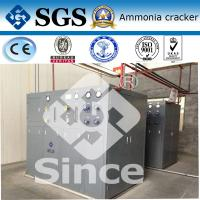 Quality Cracked Ammonia Generator / Ammonia Cracker Unit Use Nickel Catalyst wholesale
