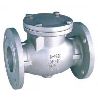 Quality Bolted Bonnet Check Valve Swing Type Pressure Rating Class 150~2500 wholesale