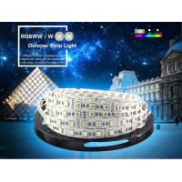 Quality 4 in 1 RGBW LED Strip 5050 DC12V Flexible LED Light RGB+White / RGB+Warm White 4 color in 1 LED Chip 60 LED/m 5m/lot wholesale