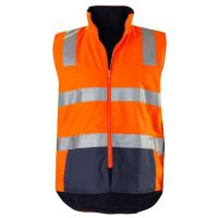 Buy cheap Hi Vis Two Tone Safety Bodywarmer Workwear from wholesalers