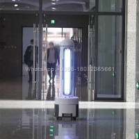 China Infection Prevention Operating Rooms UV Sterilization Robots on sale