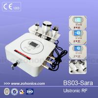 Quality 40K Cavitation sound Fat Burning Machine , Fat Lose Vacuum Cavitation Equipment wholesale