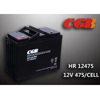 Quality Energy Sotrage High Rate Discharge Battery , Lead Acid Deep Cycle Battery 12V 135AH wholesale