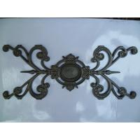 Quality Cast iron fence parts wholesale