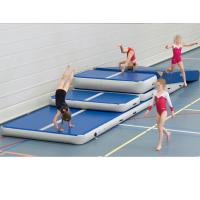 China Drop Stitch Air Tumbling Track 20cm Thick Air Track Mat For Average on sale