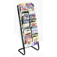 Quality Wall mount mail holder and key rack--black wholesale