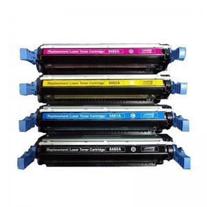 Quality Replacement HP 643A Q5950A 5951A Q5952A Q5953A Colour Toner Cartridges wholesale