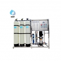 China 500LPH RO Reverse Osmosis Drinking Water Purification Plant on sale
