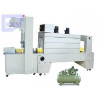 China Stepless Speed Semi Automatic Shrink Wrapping Machine on sale