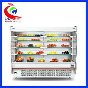 Quality Commercial Refrigerator Freezer Refrigeration Equipment For Fruit Vegetable wholesale