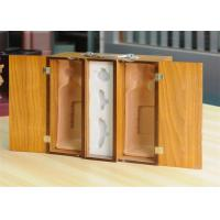 Quality Gloss Finished Offset Wood Jewelry Boxes , Decorative Gift Boxes CE FSC wholesale