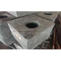 Quality Carbon Steel Forged Block Heat Treatment  Milled JIS S45CS48C DIN 1.0503 C45 IC45 080A47 CC45 SS1650 F114 SAE1045 wholesale