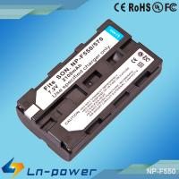 Quality For Sony Digital camera battery NP-F550 NPF550 F550 wholesale