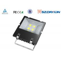 Quality High Brightness 200 W Outdoor Led Security Flood Lights With Tempered Glass Housing wholesale