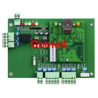 Cheap Single Door Access Control System , TCP IP Network Door Security Access Control for sale
