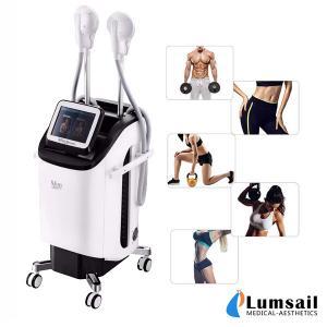 China HI-EMT Technology High Intensity Electromagnetic Muscle Stimulator EMS Slimming Machine on sale