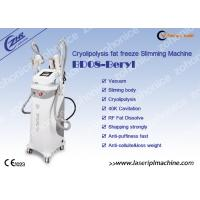 Quality 40K Cavitation Sharp Cryolipolysis Slimming Machine Vertical For Weight Loss wholesale