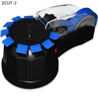 China Black ZCUT-2 3m carousel tape dispenser bopp soft tape cutting dispenser on sale