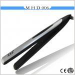 Quality inch Nano Diamond Professional hair straightener wholesale