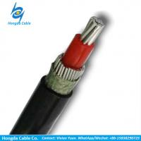 Quality 0.6/1KV Aluminum PVC Insulated Concentric Conductor Cable ACBYCY ACB2XCY wholesale