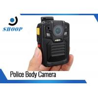 Buy cheap WIFI Wearable Small Police Body Cameras For Law Enforcement Officers High Resolution from wholesalers
